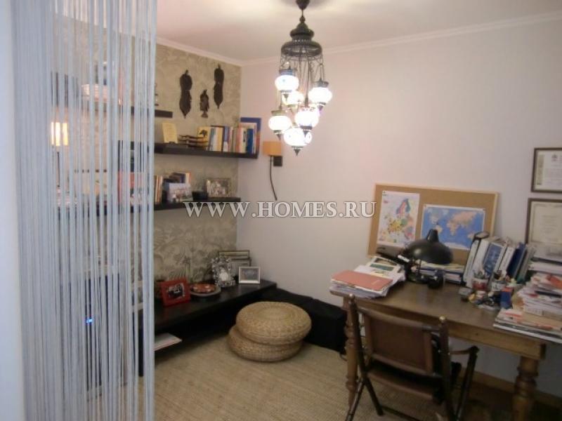 Красивые апартаменты в Лиссабоне